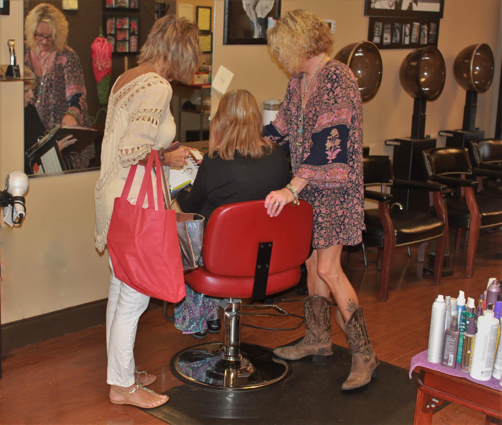 Awesome Salon Salon Of Charleston Interior Design Ideas Grebswwsoteloinfo